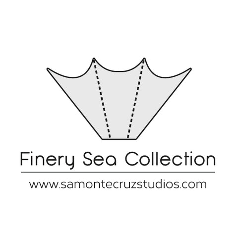 Finery Sea Collection by samontecruzstudios.com