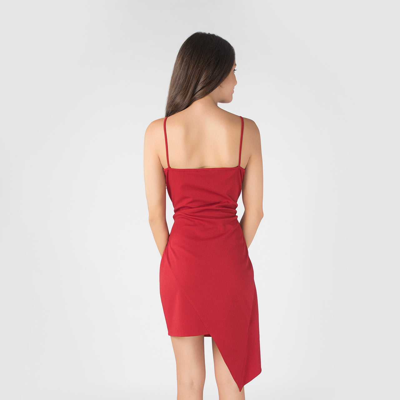 RED ASH DRESS