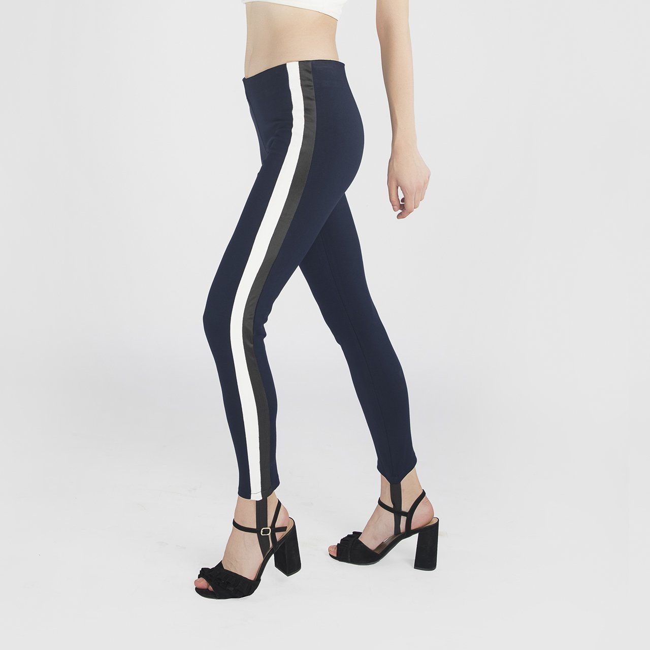 BLUE JUNO LEGGINGS