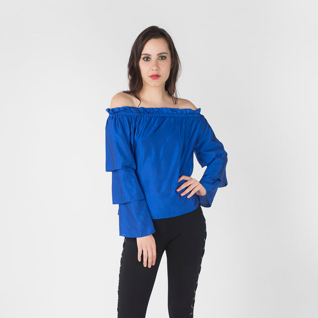 COBALT CINDY TOP