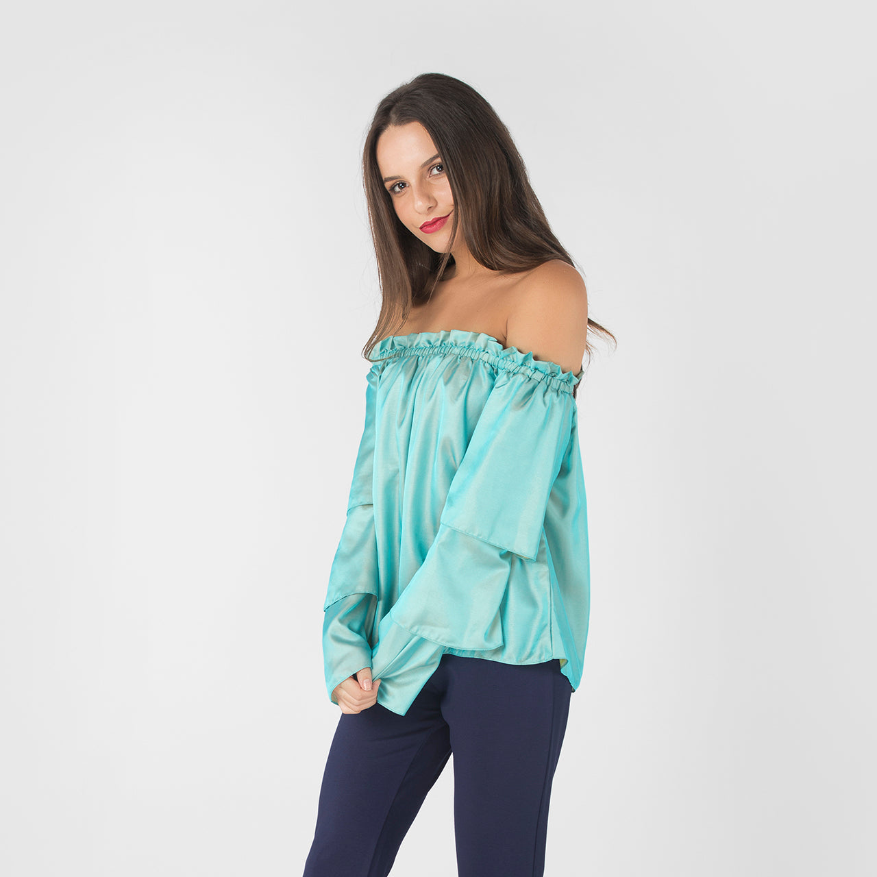 MINT CINDY TOP