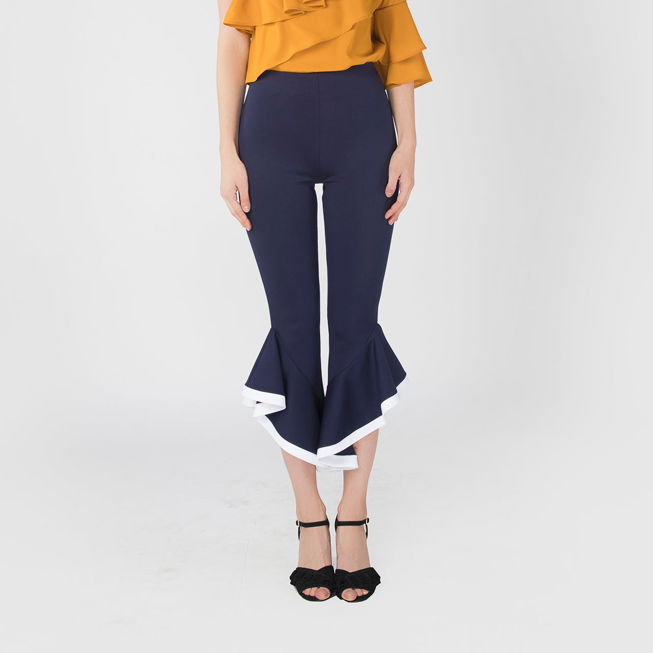 BLUE IRENE PANTS