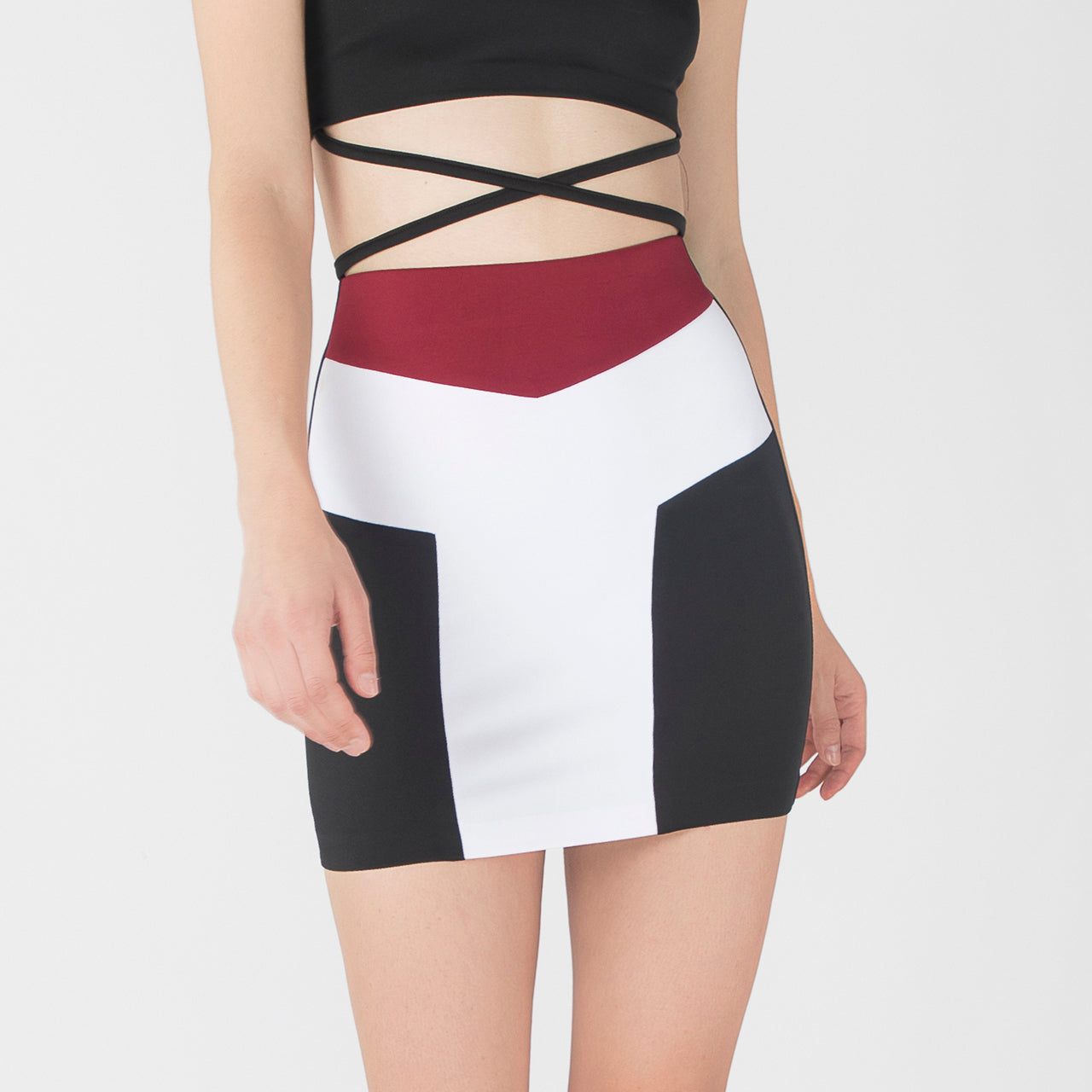 COLOURBLOCK MUSKÉ SKIRT