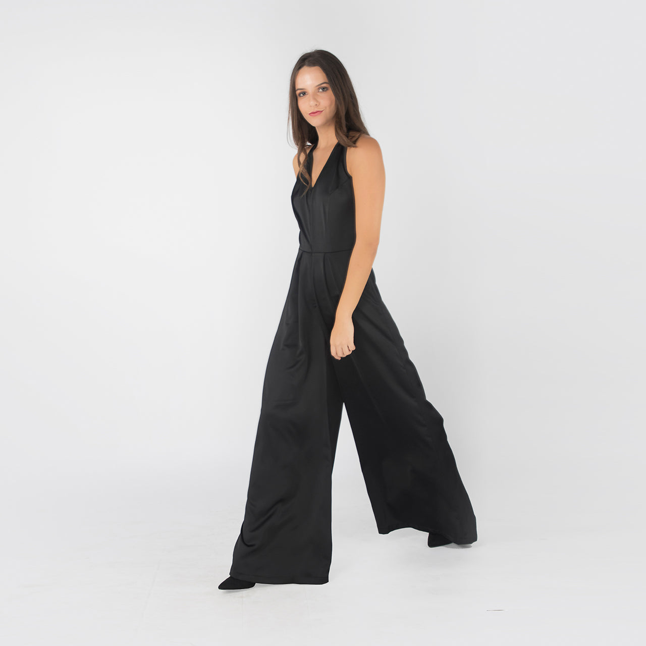 BLACK ELLIE JUMPSUIT