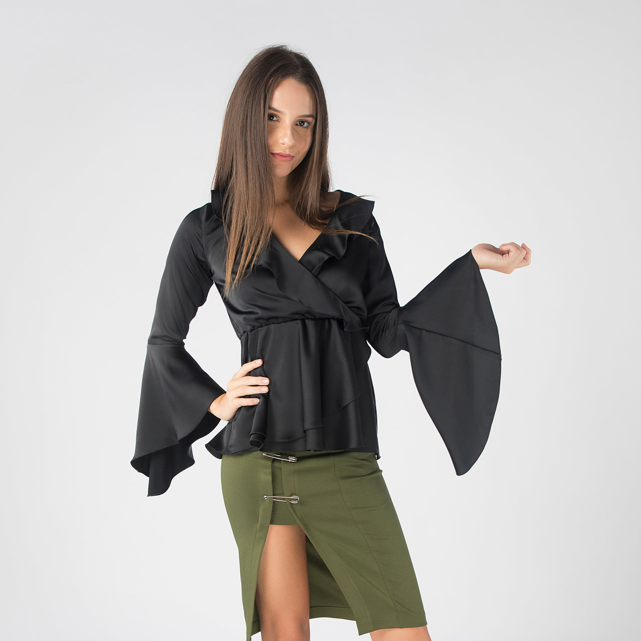 BLACK MEHR TOP