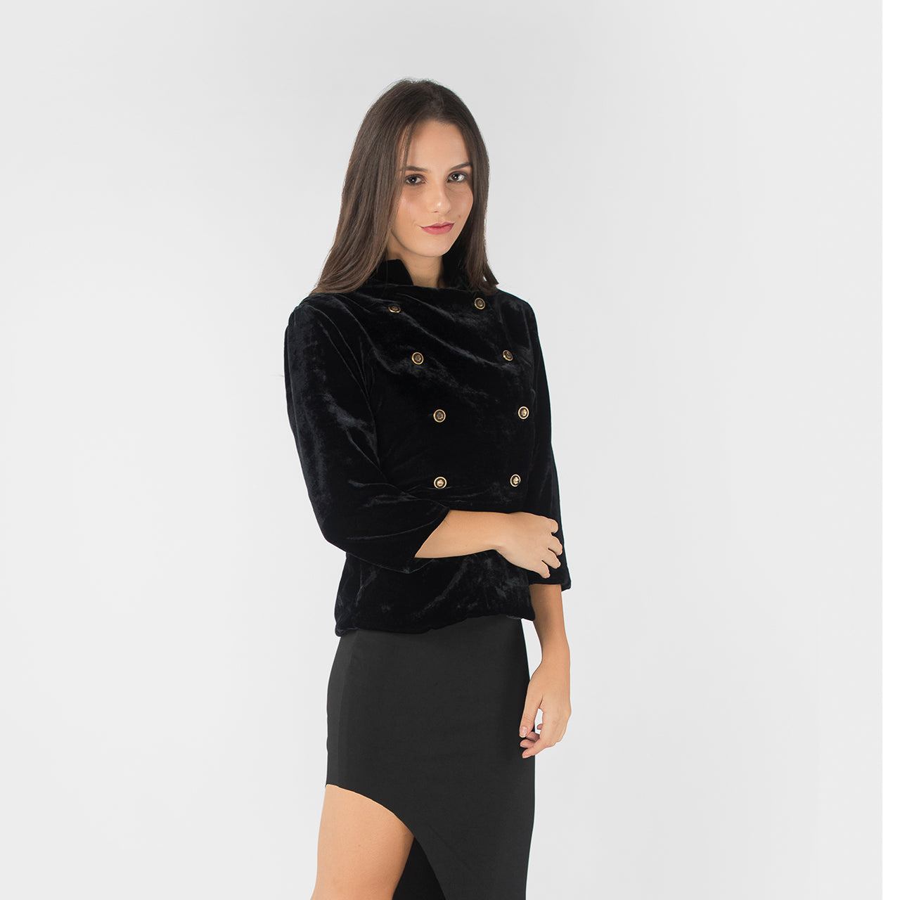 BLACK NANCY JACKET