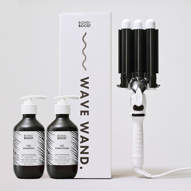 Wave Wand MINI & Hair Growth  - Limited Edition Bundle Valued at $155