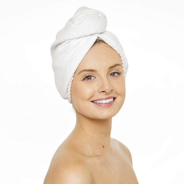 The Quickie Hair Turban