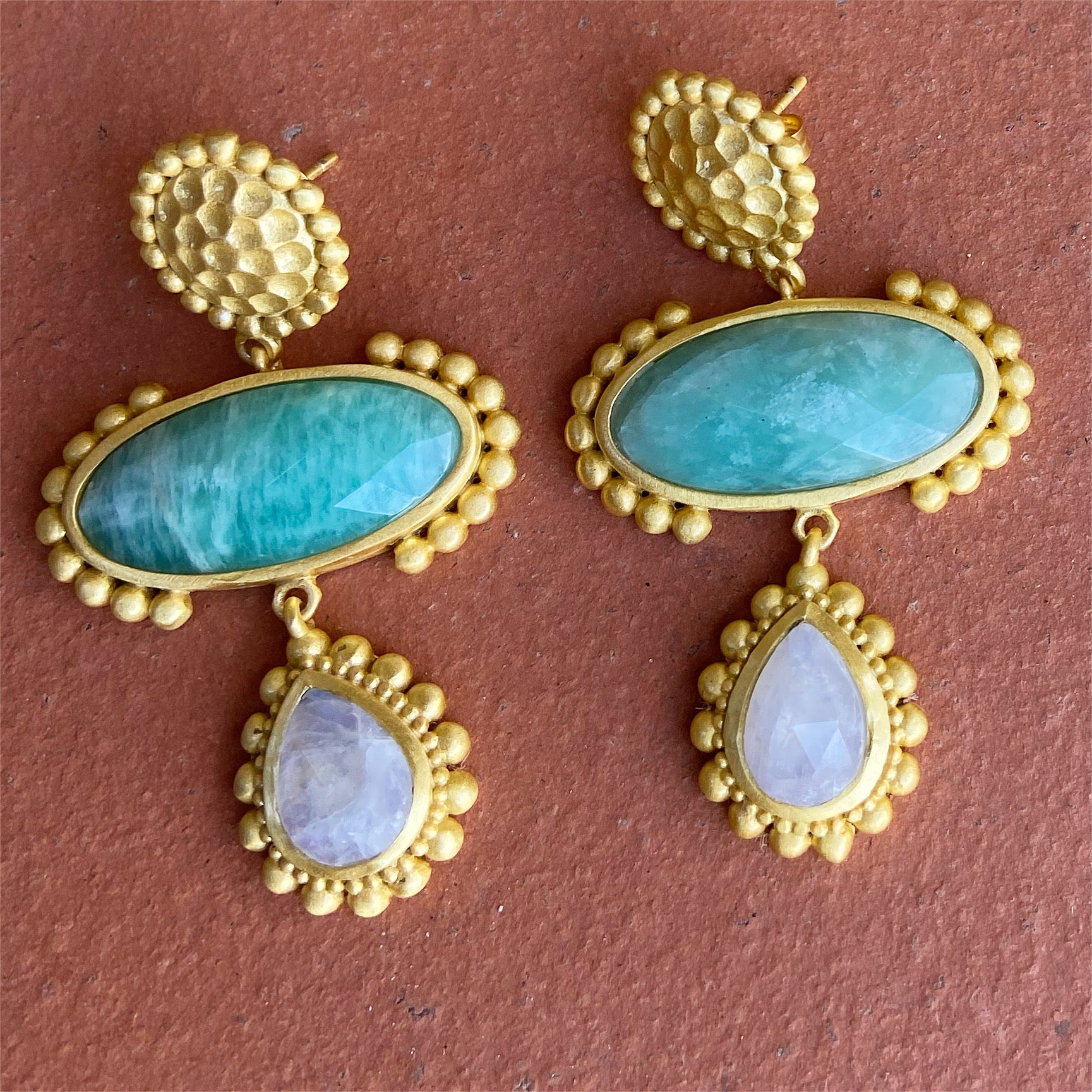 The Toulon Amazonite - NEW!