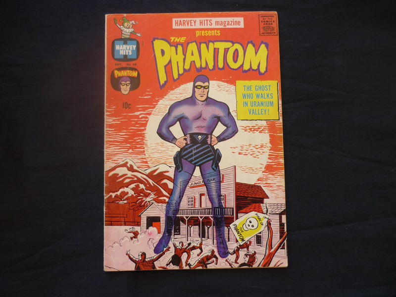 Phantom the ghost who walks
