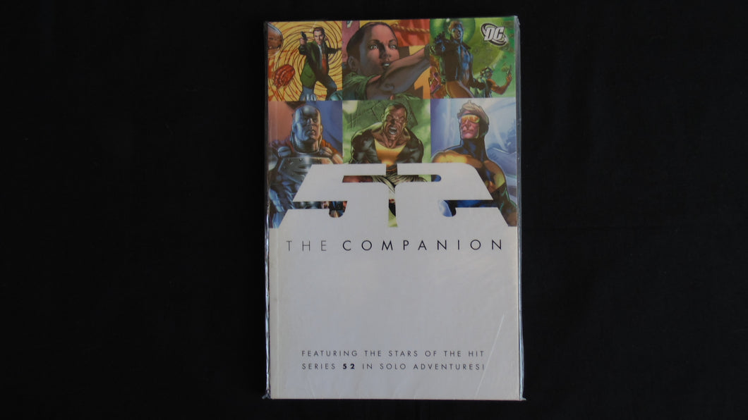 New 52 Companion  Softcover graphic Novel (b2) Marvel