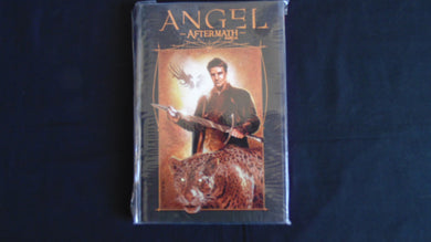 Angel Aftermath Vol 5 hardcover Graphic Novel (b17) IDW Buffy