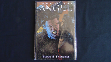 John Byrne Angel Blood and Trenches Softcover Graphic Novel (b17)  Buffy