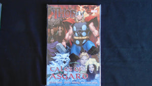Thor Tales of Asgard Softcover graphic Novel (b9) Marvel