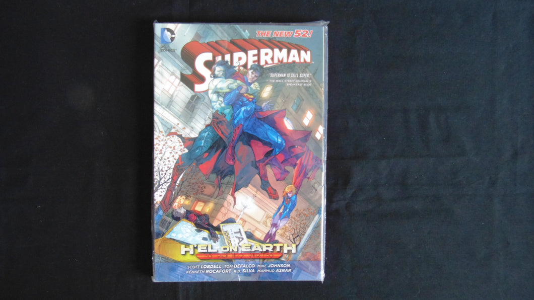 Superman H'el on Earth  Softcover Graphic Novel   (B19) DC