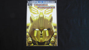 Transformers Robots in Disguise 16 Variant (B11) 2013 DC Near Mint