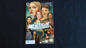 The Whedon Three Way 1 2014  (b5) Very Fine