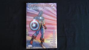 Captain America America First  Hardcover Graphic  (b29) Marvel