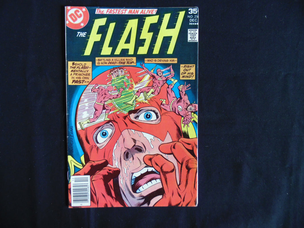 Flash 256   (b11) DC VG+