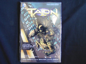 Talon Fall of the Owls  SoftCover Graphic Novel (b11) Marvel