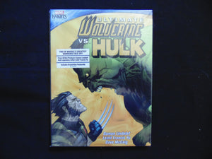 Ultimate Wolverine Vs Hulk   DVD still sealed NTSC