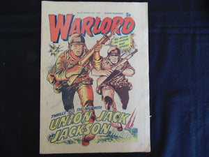 Warlord 25 march 15 1975 (b1) UK comic
