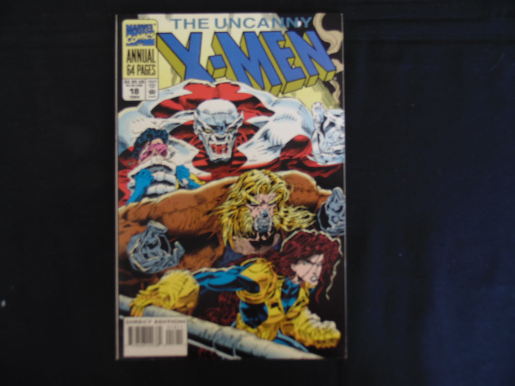 UNcanny X-men Annual 18  (b13)  Marvel Very Fine