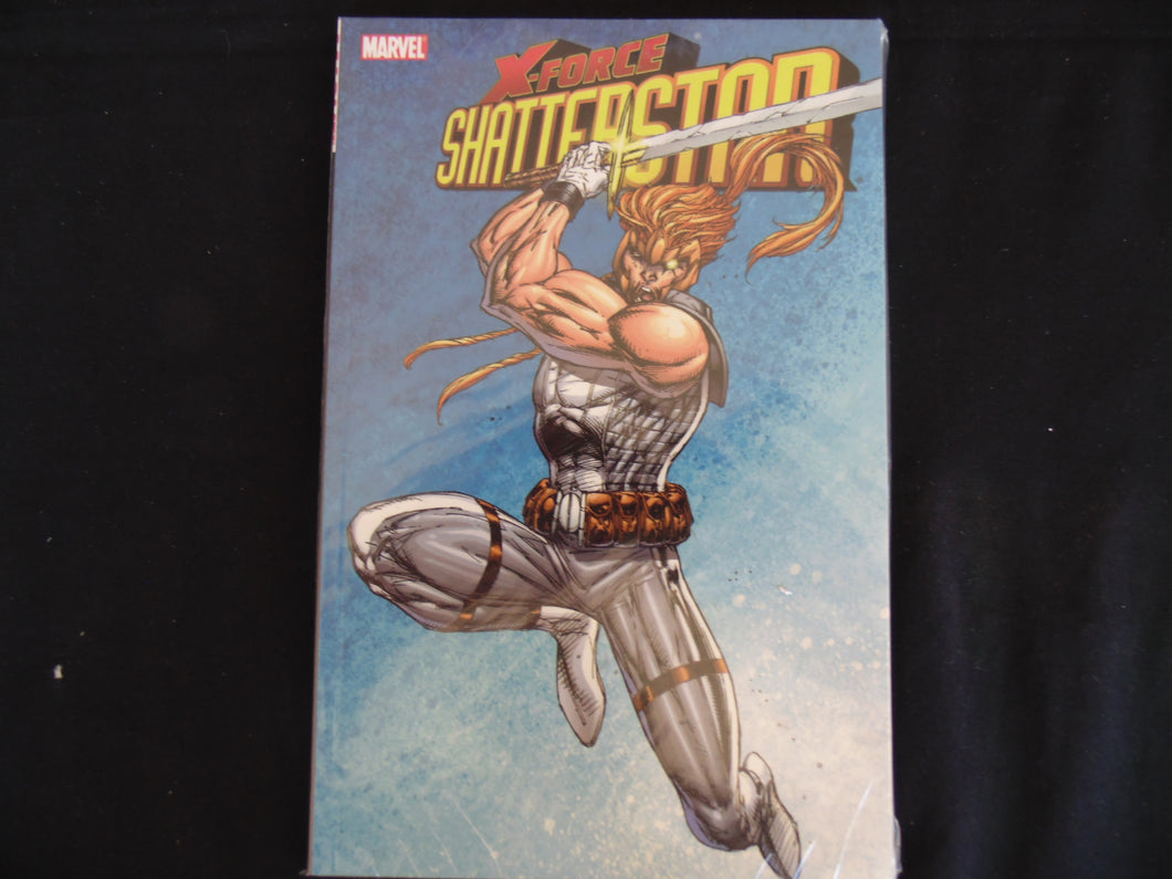X-Force Shatterstar Softcover graphic novel (b3) MArvel