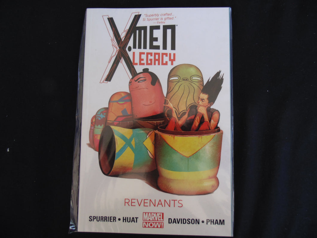 X-men Legacy Revenants Softcover Graphic Novel (b12 Marvel)