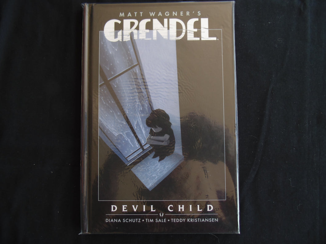 Grendel Devil Child hardcover Graphic Novel  (b13)