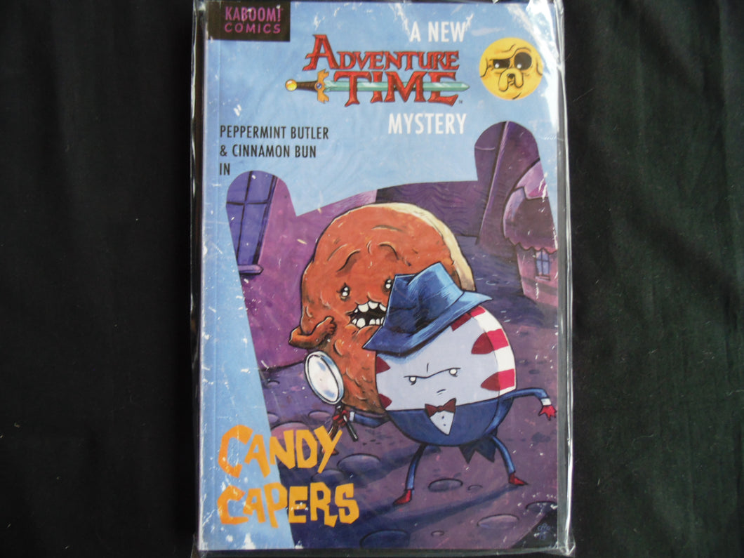 Adventure Time Candy Capers softcover Graphic novel  (B10) Kaboom Studios