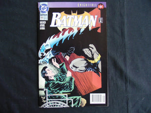 Batman 499 Very Fine Condition  (B17) DC