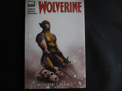Wolverines revenge hardcover  Graphic Novel (b31)