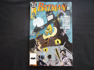 Batman issue 458 Very Fine Condition  (B29)