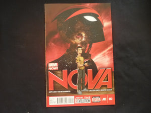 Nova #2 Series five (b18) MArvel