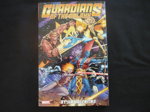 Guardians Of The Galaxy By Jim Valentino Volume 1 SC (b19) Marvel