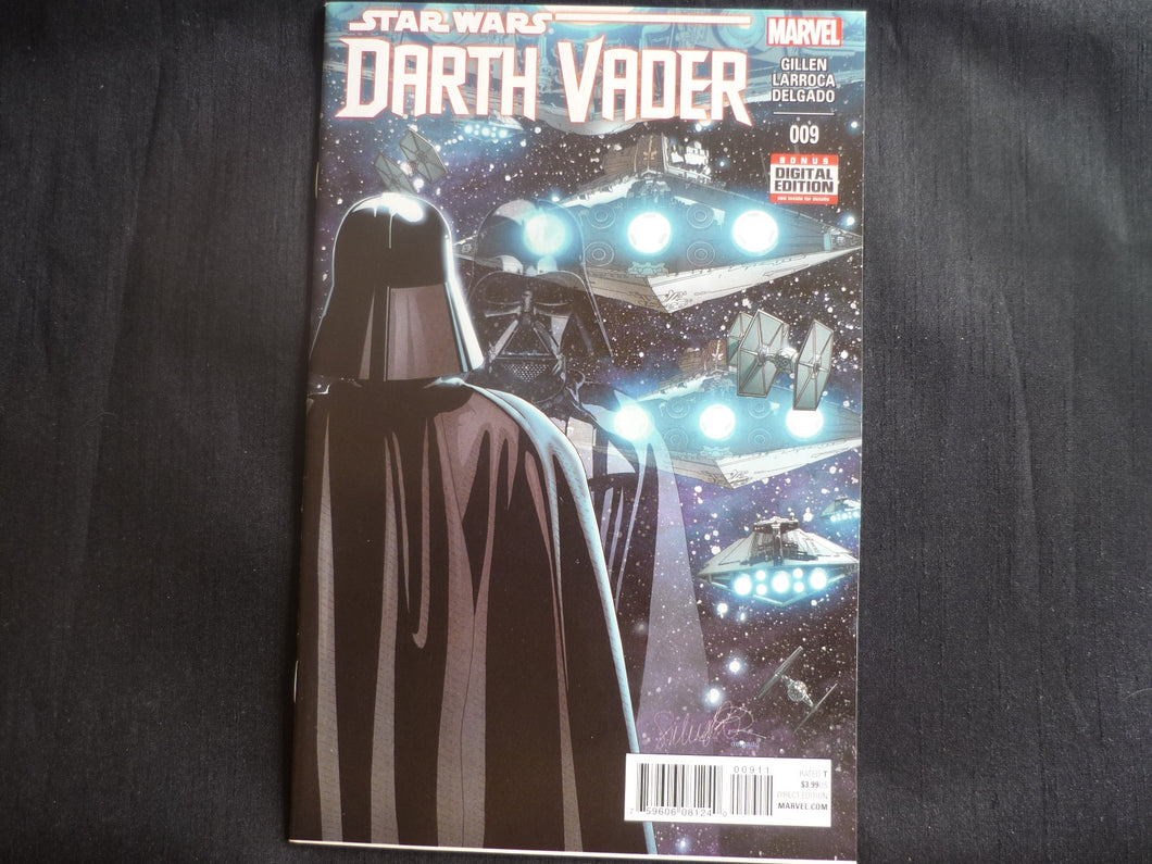 Darth Vader 9 (b29) Marvel 2015 Near Mint
