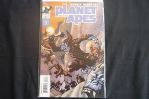 Planet of the Apes iss 1 , 2 , 3 4th Series 2001 (b7) Dark Horse