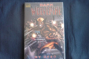 Daken Dark Wolverine My Hero Hard Cover Graphic Novel  (b6)
