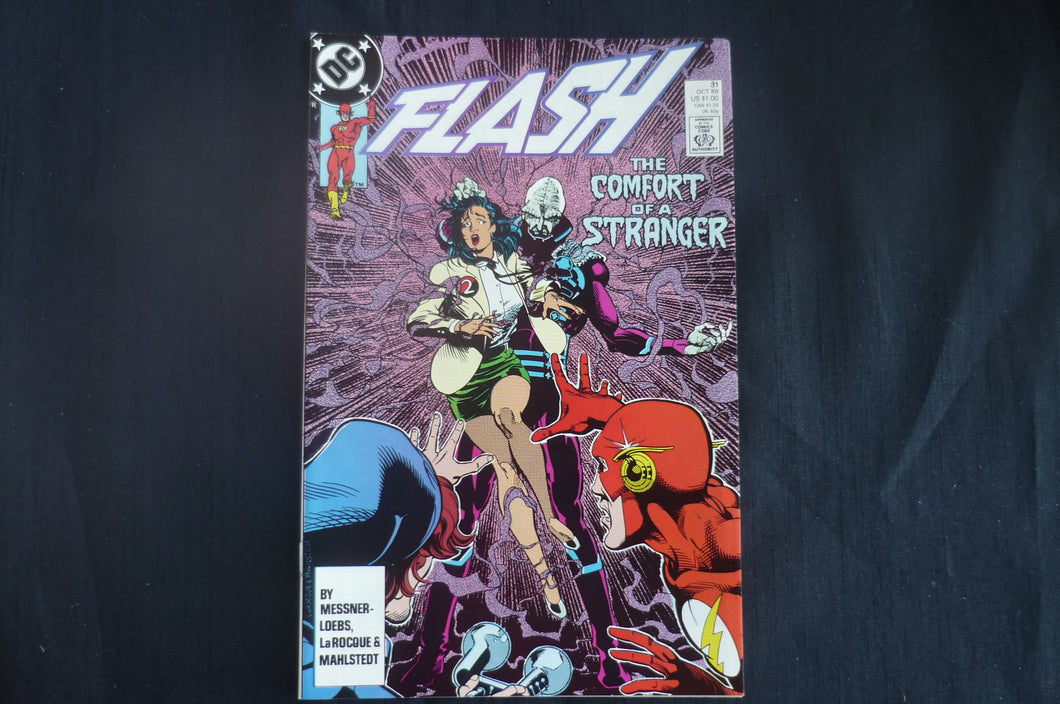Flash 31 near mint    (b8) DC 1990