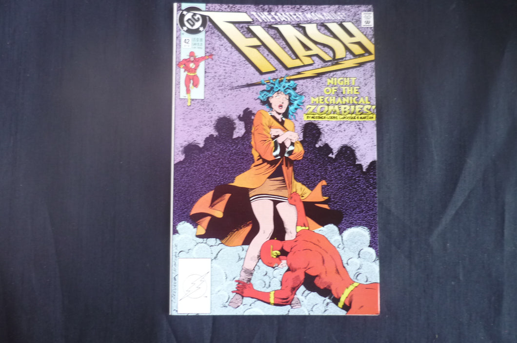 Flash 42 near mint    (b8) DC 1990