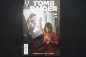 Tomb Raider 18  (B8) 2015  Near Mint Final Issue Lara Croft