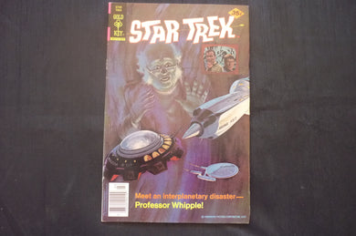 Star Trek 51  1978  (b8) Gold Key  Fine+ Condition  Destination Annihilation!