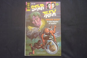 Star Trek 39  1976  (b8) Gold Key  Fine Condition Prophet of Peace