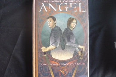 Angel Crown prince Syndrome  Vol 2 hardcover Graphic Novel (b2) IDW Buffy