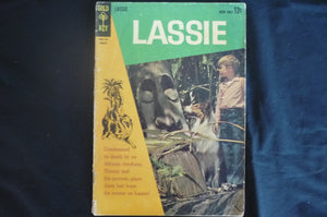 Lassie 60 (b9) Gold Key  Good 1963