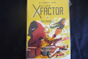 X-factor not brand X vol 1  Soft Cover Graphic Novel (b9) Marvel