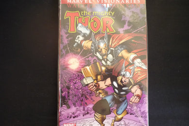 Thor Visionaries Walter Simonson 2 Softcover graphic novel (B10) Marvel