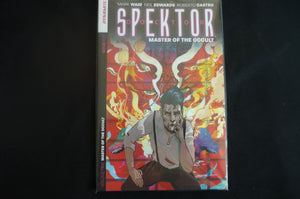 Doctor Spektor 1 Softcover Graphic Novel ( B11) Dynamite gold Key