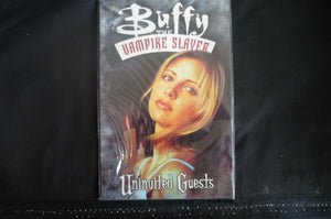 Buffy Uninvited Guests Softcover  Graphic Novel (b11) Dark Horse Comics